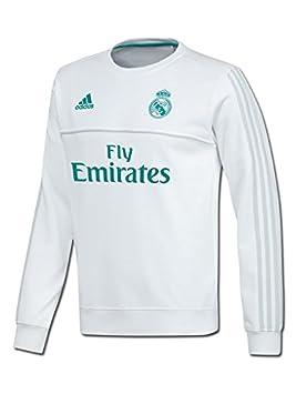 adidas Swt Sudadera de Real Madrid, Hombre: Amazon.es: Deportes y aire libre
