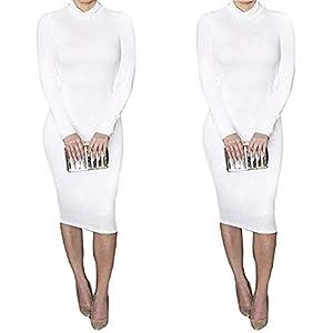 6be1317a4 ALAIX - Atractivo Vestido de Cuerpo Entero para Mujer Opiniones ...