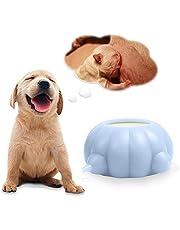 Puppy Nipples Feeder for Dog Milk Bottle Doggie Bubble Bowl Puppies Nursing Station