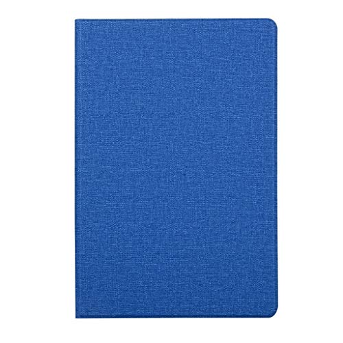 Price comparison product image AHAYAKU for Samsung Galaxy Tab S5e 10.5 2019 T720 T725 Case Cover Smart Auto Sleep / Wake Blue