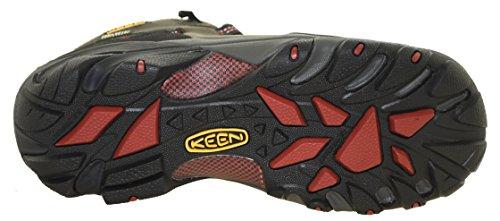 Style Work SMU KEEN Mid Boots 1017248 Men's Utility Detroit Steel Toe qwSTz