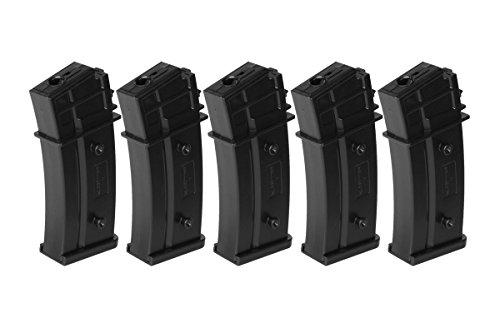 Umarex H&K G36 140 Round Mid-Cap Airsoft Gun AEG Magazine - Pack of - Magazine G36