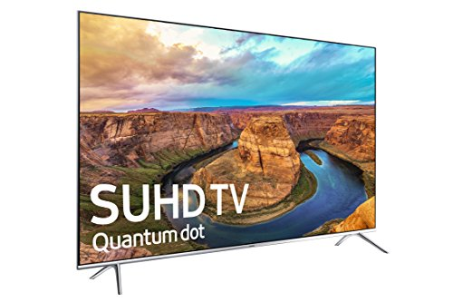Samsung Electronics UN49KS8000 49-Inch 4K Ultra HD Smart LED TV (2016 Model)