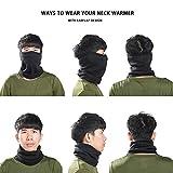 Your Choice Neck Warmer Gaiter Women Men Half Face