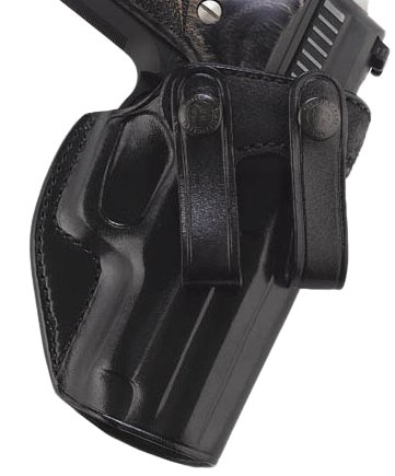 Galco Summer Comfort Inside Pant Holster for Sig-Sauer P229, P228 (Black, Right-Hand) (Best Iwb Holster Sig P229)