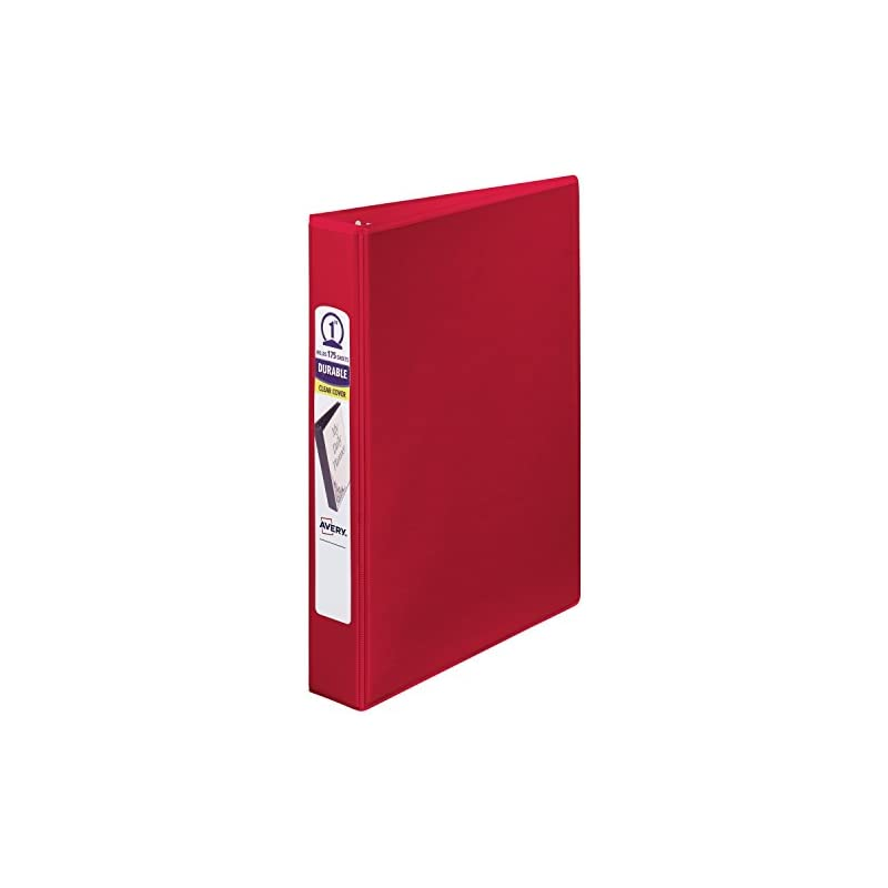 """Avery Mini Durable View Binder with 1"""" R"""