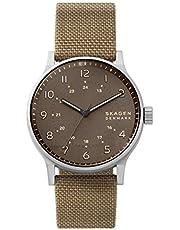 Skagen Men's Quartz Watch with Stainless Steel Mesh Strap