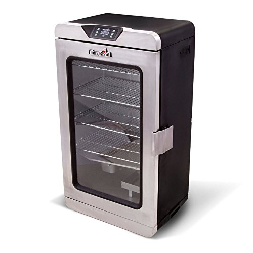 deluxe electric smoker