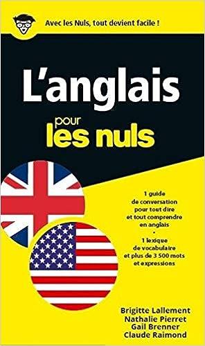 Amazon Fr Coffret L Anglais Pour Les Nuls En Poche Gail