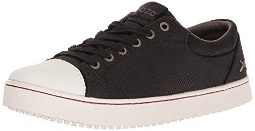 MOZO Men's Grind Slip Resistant Canvas Sneaker