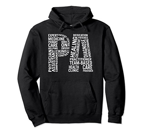 Sweatshirt Hooded Assistant (Physician Assistant Hoodie PA Week Gift)