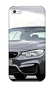 For Iphone 5c Tpu Phone Case Cover(bmw M4 Convertible 2015)