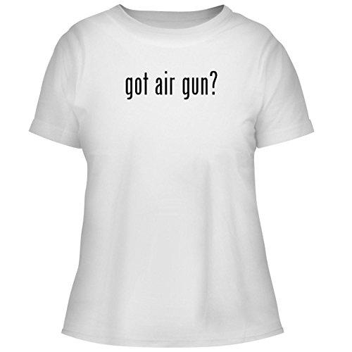 - BH Cool Designs got air Gun? - Cute Women's Graphic Tee, White, X-Large