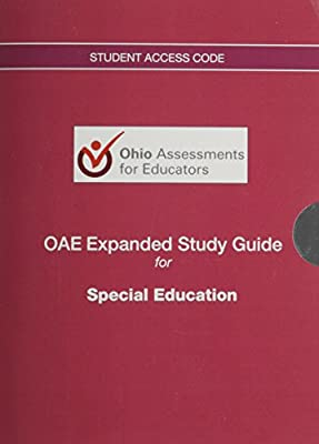 OAE Expanded Study Guide -- Access Code Card -- for Special Education