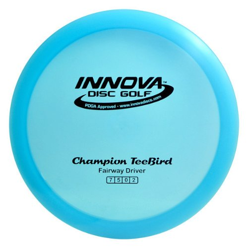 Innova - Champion Discs TeeBird Golf Disc, 170-172gm (Colors may (171 Golf Disc)