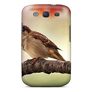 Series Skin Case Cover For Galaxy S3(sparrow Resting)