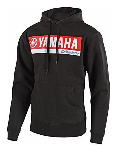 2018 Troy Lee Designs Yamaha RL1 Pullover Fleece Hoody-Black-M ()