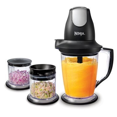Ninja QB1005-FS Master Prep Professional (Ninja Blender Chopper compare prices)