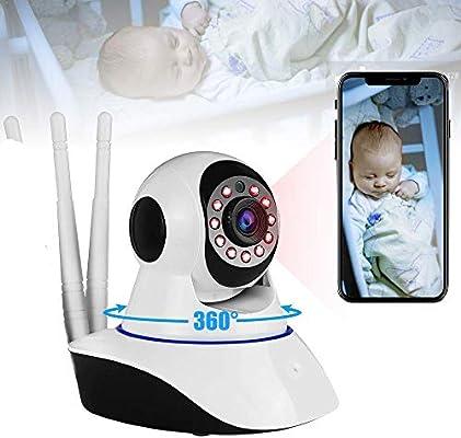HD Wireless Wifi 1080P IP Camera CCTV Security Webcam Home Baby Pet Monitor CAM