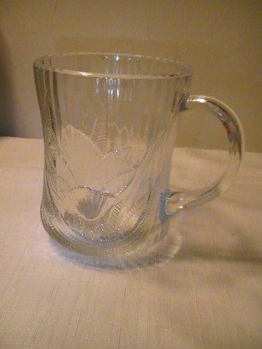Arcoroc Canterbury 10 Oz Clear Glass Mug