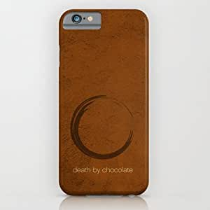 Society6 - Death By Chocolate iPhone 6 Case by K?¡è Design wangjiang maoyi