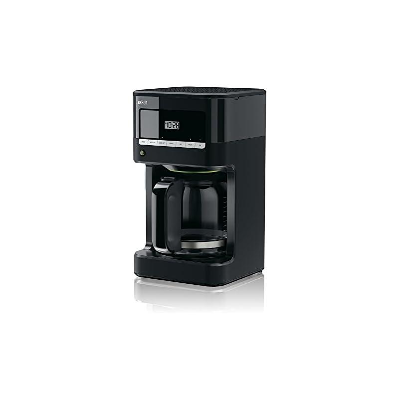 Braun KF7000BK Brew Sense Drip Coffee Ma