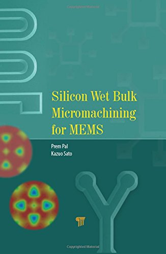 Silicon Wet Bulk Micromachining for MEMS-cover