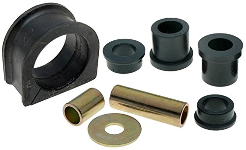 Toyota High Performance Bushings - ACDelco 45G24060 Professional Driver Side Rack and Pinion Mount Bushing