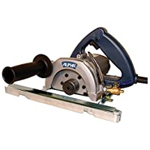 Alpha AWS-125 Wet Stone Saw