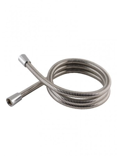 2m Double Interlock Stainless Steel Shower Hose with 10 yr guarantee MX