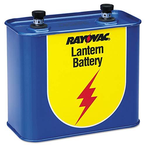 Rayovac Lantern Battery, 6 Volt - 918 (Pack of -