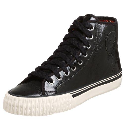 Pf Flyers Unisex Center Hi Sneaker Black