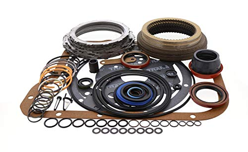 Aw4 Transmission - A518 46RE 47RE 46RH Raybestos GPZ Performance Transmission Rebuild Kit 1998-02