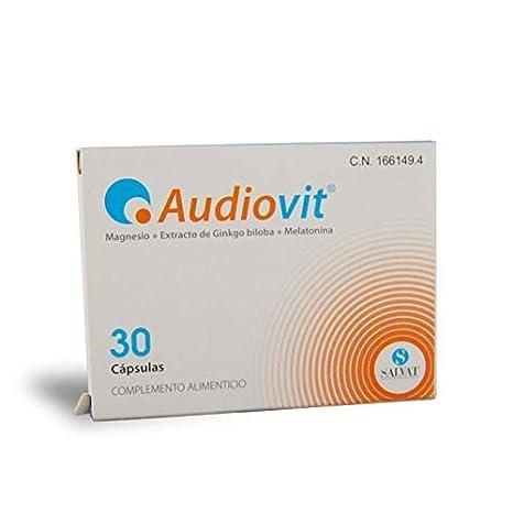 AUDIOVIT 30 CAP