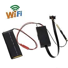 Wireless Mini Hidden Spy Camera Wifi IP CAM Module P2P Surveillance 1080p HD With Night Vision S09