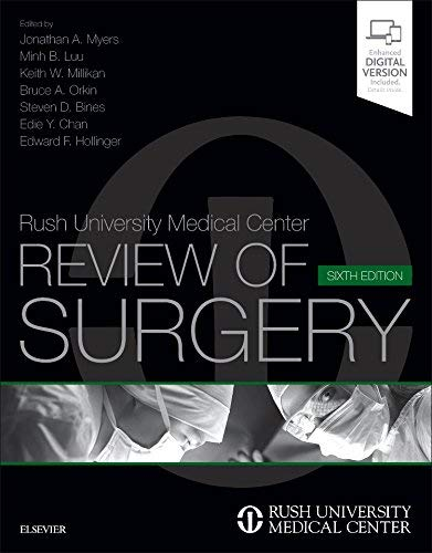 Rush University Medical Center Review of Surgery - http://medicalbooks.filipinodoctors.org