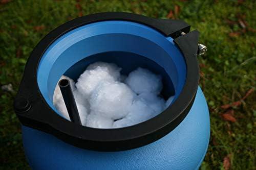 Gre FAQ200 - Filtro Aqualoon para piscina, 4m3/h: Amazon.es: Jardín