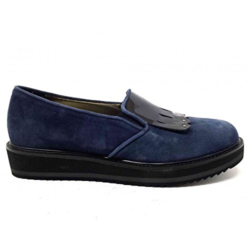CONFORT - Zapatos de vestir para mujer Azul turquesa