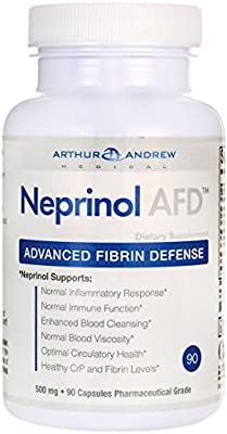 Arthur Andrew Medical - Neprinol fibrina avanzado defensa ...