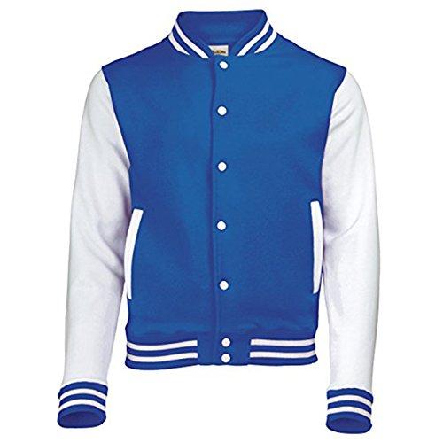 Uomo White Awdis Blue Giacca Royal 5Ixw0qU7