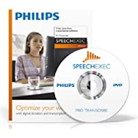 Philips SpeechExec Pro Transcribe Version 10