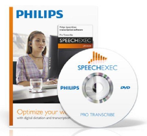 Philips SpeechExec Pro Transcribe Version 10 by Philips