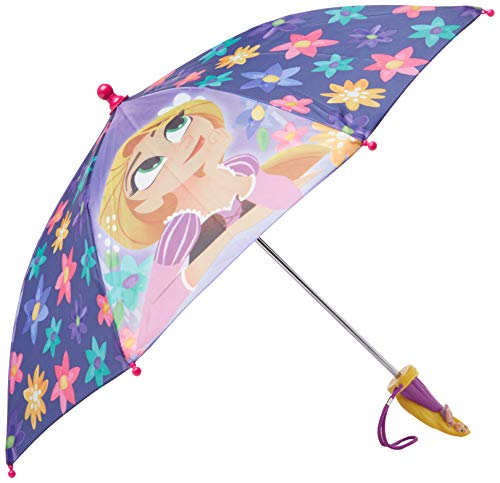 Disney PRR78962ST Umbrella, Multi-Colored, Toddler ()