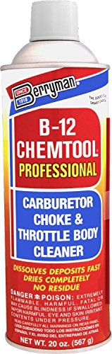 Bestselling Carburetor & Throttle Body Cleaners