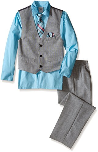 Perry Ellis Boys Slub Vest