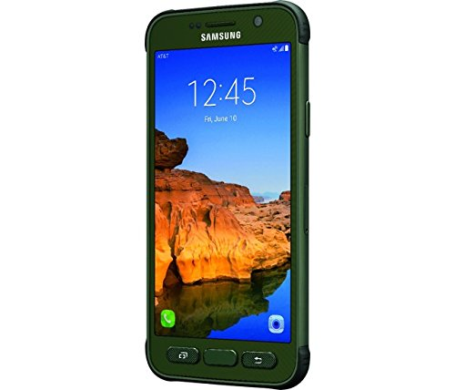 Samsung Galaxy S7 Active- SM-G891A- 32GB- Unlocked (Camo Green)
