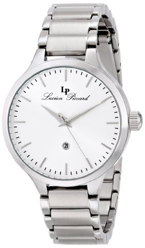 Lucien Piccard Women's LP-12917-22S Lleida Analog Display Japanese Quartz Silver Watch