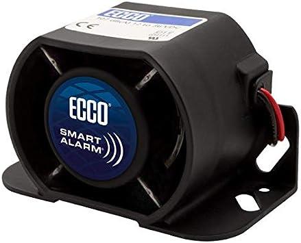 Ecco Safety Group Sa920 Smart Alarm 97 Thru 112 Db 12 To 24Vdc