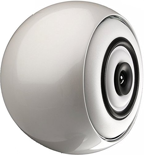CABASSE Baltic Evolution 8'' 3-Way On-Wall Speaker Pearl White Each by CABASSE