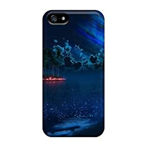 Wade-cases IQr1531jClQ Skin Case For Iphone 6 4.7Inch Cover (blue World)